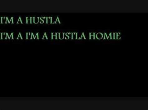 ima hustla i m a hustla lyric s youtube