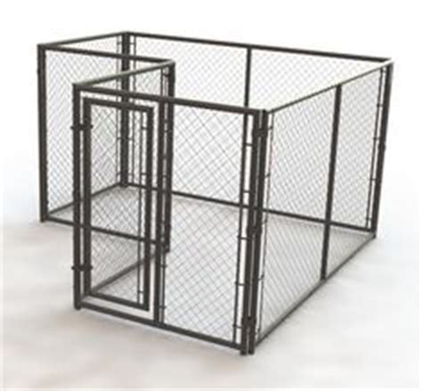 menards kennels options plus 6 ft x 3 ft x 3 ft outdoor kennel box kit dogs boxes