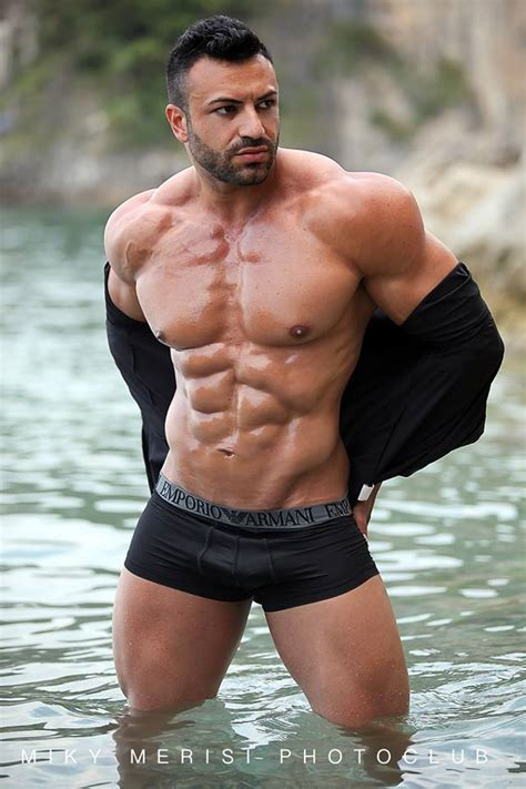 muscle ammiratore  entry fitness model federico calvano talks exclusively  muscle ammiratore