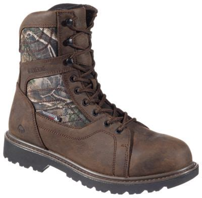 bass pro shop mens boots wolverine blackhorn insulated waterproof boots for