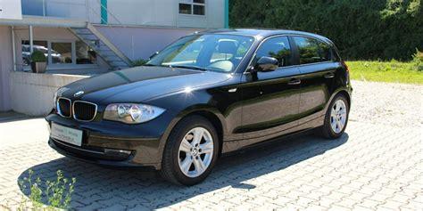 Bmw 1er Diesel Laufleistung by Bmw 1er 116d Limousine Saphirschwarz Pfund