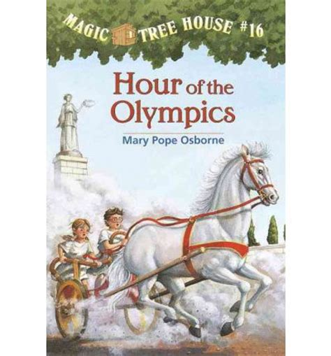 the hour books hour of the olympics book 16 pope osborne