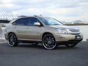 lexus rx 350 with 24 quot hipnotic wheels clublexus