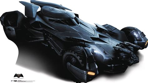Batmobile Batman V Superman dec158268 batman vs superman batmobile standup previews world