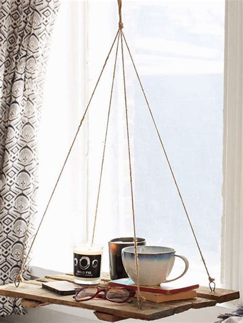 Hanging Table by Home Dzine Home Diy Diy Hanging Tables