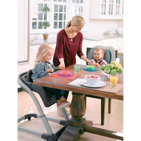 feeding booster seat for 3 year graco blossom 4 in 1 seating system vance