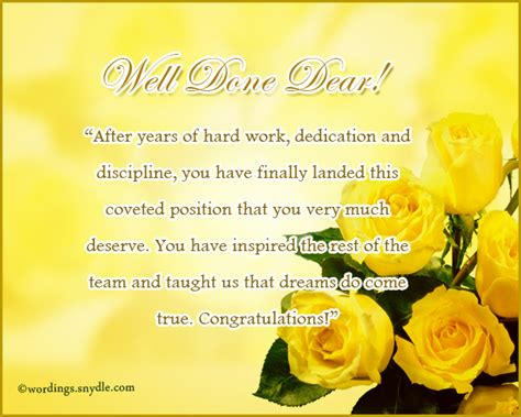 Wedding Congratulations From President by Congratulations Messages For Achievement Wordings And