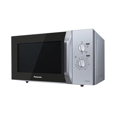 Microwave Panasonic Nn Sm 322 jual panasonic nn sm32hmtte microwave oven silver 25 l