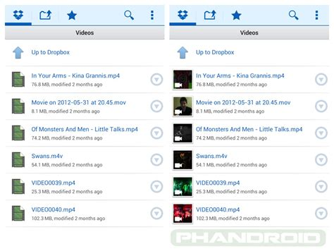free dropbox app for android dropbox for android apk file free apps software