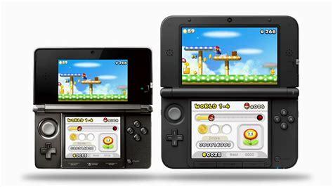 Nintendo unveils 3DS XL with 90 percent bigger screens   Geek.com