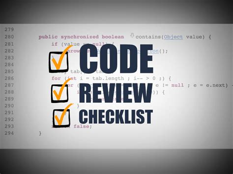 Code Review Checklist Process Guidelines Welcome To Techland Code Review Template