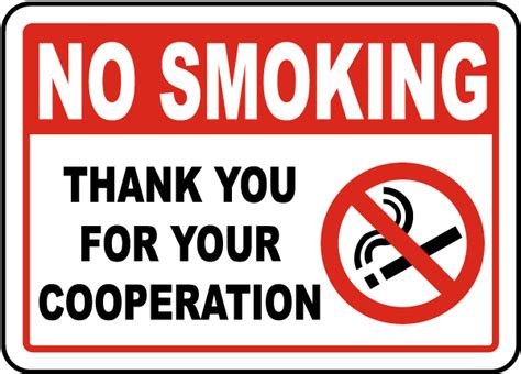 no smoking sign in japanese thank you for your cooperation sign j2529 by safetysign com