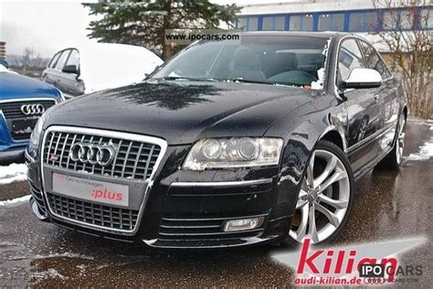 2007 audi s8 5 2 v10 fsi quattro standheizung climate xenon car photo and specs
