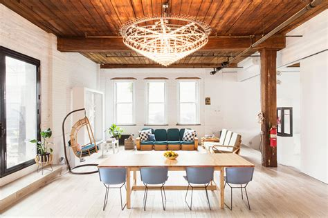 brooklyn studio industrious home renovation loft design a flexible live work studio loft in brooklyn idesignarch