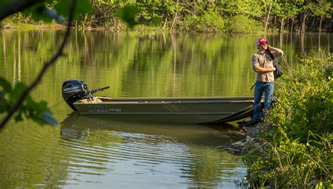 duck hunting and fishing boats 2019 roughneck 1546 jon duck hunting and fishing boat