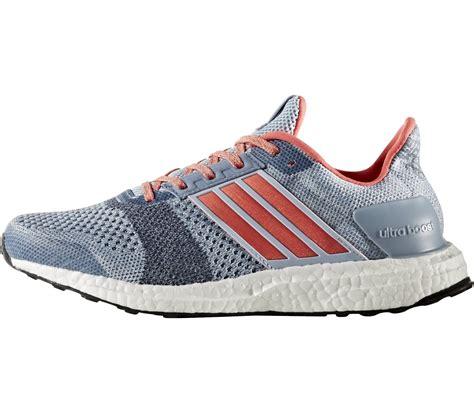 adidas ultra boost st s running shoes light blue light pink buy it at the keller