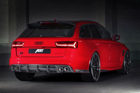 Audi A6 Abt Tuning by Abt Rs6
