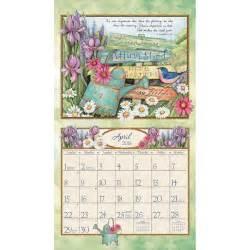 Lang Calendars Susan Winget Bountiful Blessings Wall Calendar 2018 Lang