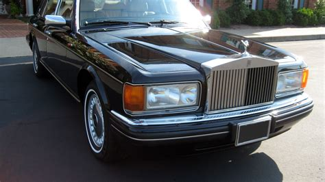 rolls royce silver spur iii 1997 rolls royce silver spur iii f176 kissimmee 2011