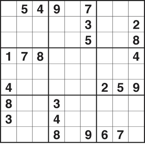 printable intermediate sudoku puzzles quotes about puzzles quotes