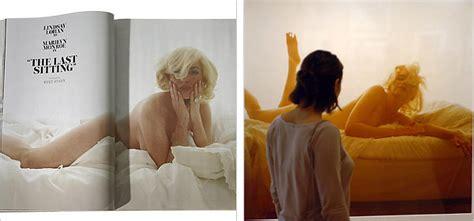Lindsay Lohan Re Creates Marilyn Monroes Last Sitting For New York Magazine by Lindsay Lohan Marilyn New York Magazine Bert
