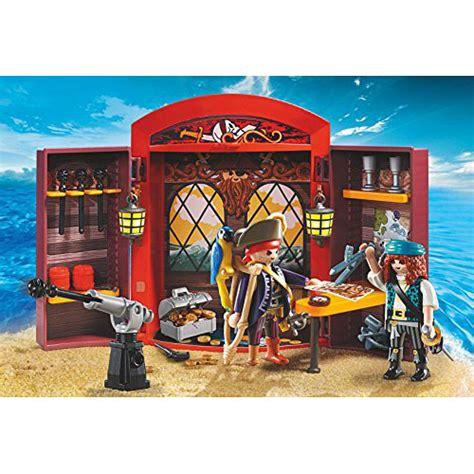 Figure Model Kit Playmobil Pirate Treasure Hideout playmobil pirate hideout play box playset homewood hobby