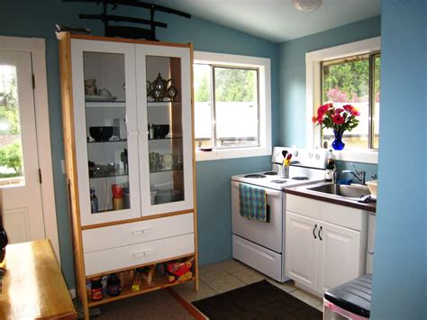 simple effective ideas for painted small kitchens my
