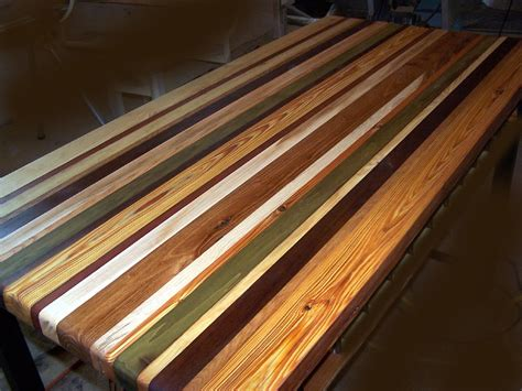 reclaimed wood countertops custom reclaimed wood countertops for 75 dollars a sq ft