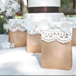say thank you shabby chic wedding favors