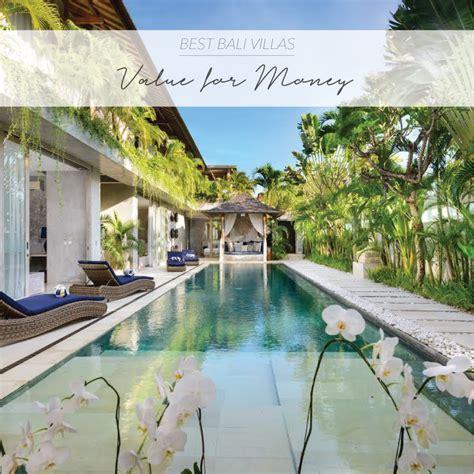 best bali villas best affordable bali villas value for money seminyak