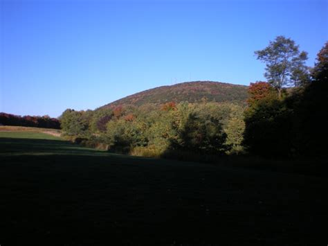 Blue Knob Mountain by Blue Knob State Park A Pennsylvania Park Located Near