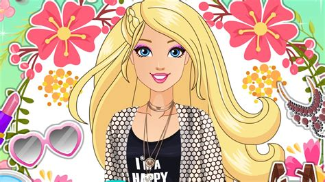 dress up games best games for girls cartoon doll emporium barbie goes gling cartoon dress up and makeup games for