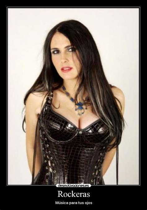 imagenes rockeras mujeres rockeras desmotivaciones