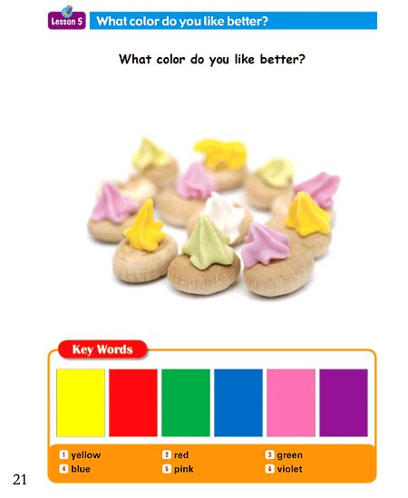 colors what color do you like english speaking junior english lesson 5 what color do you like better