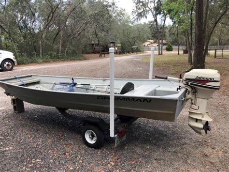 jon boat trailer orlando grumman jon boat for sale