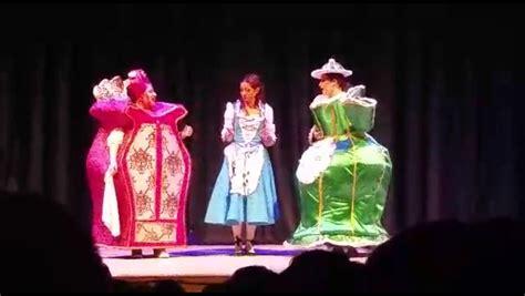 armadio e la bestia ilaria cocchio partecipa ad un musical a cobasso