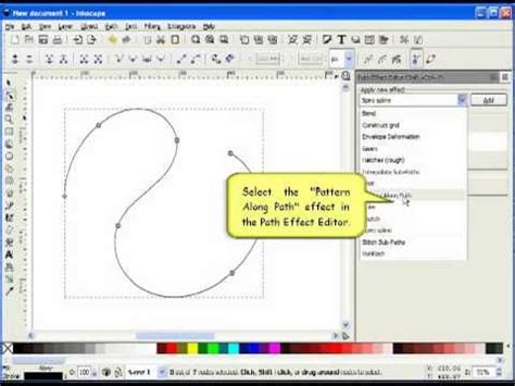 tutorial inkscape vetorização inkscape beginner tutorial spiro swirls and flourishes