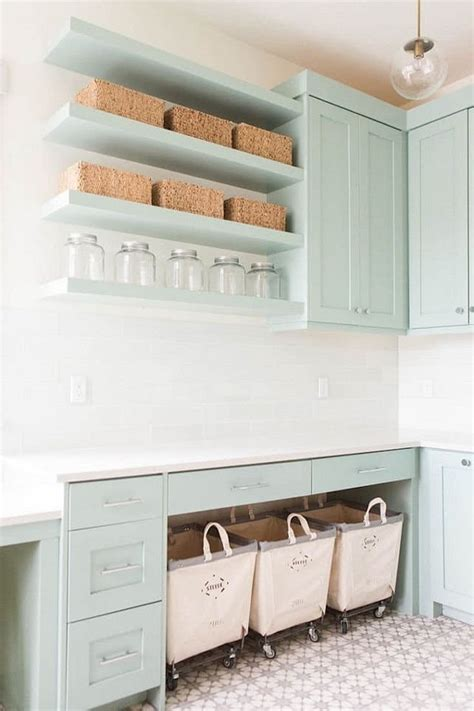 laundry with shelves creative and inspiring laundry rooms