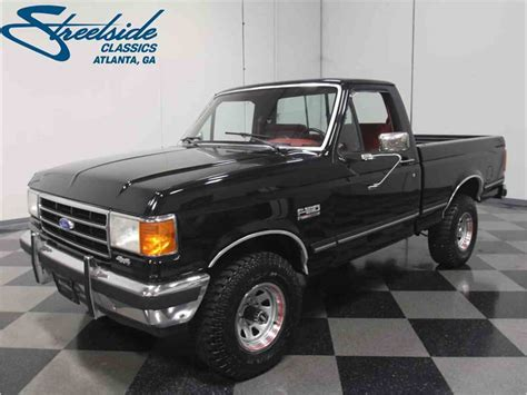 1989 Ford F150 by 1989 Ford F150 For Sale Classiccars Cc 1033280