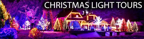 holiday gifts and christmas lights tours wine and brew