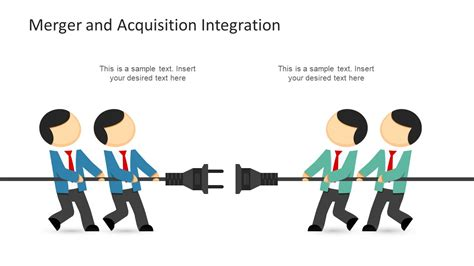 Merger And Acquisition Mba Ppt by Team Work Presentation For Mergers Slidemodel