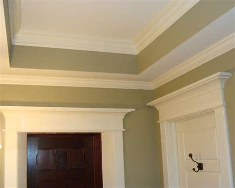 Craftsman Ceiling Trim by Stunning Craftsman Style Molding Ideas Beautiful