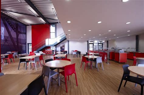 Modern School Interior Design by Modern School Canteen Interior Design Desain Interior