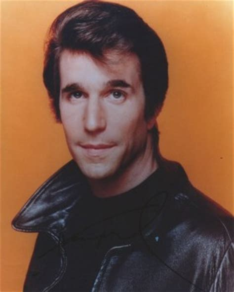 the fonz hairstyle is it me or does fonz look weird in this promo photo