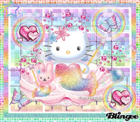 hello kitty mermaid wallpaper hello kitty mermaid picture 67378931 blingee com