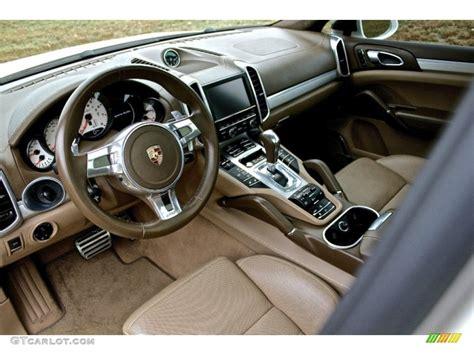 2011 porsche cayenne interior 2011 porsche cayenne turbo interior color photos