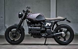Bmw K100 Cafe Racer Motorecyclos K100 Scram Inazuma Caf 233 Racer