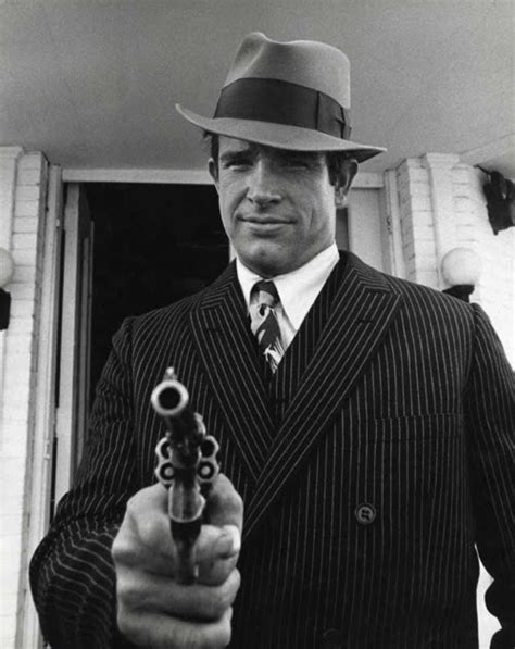 movie gangster actors somebody stole my thunder a few pictures of warren beatty