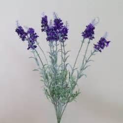 Artificial lavender plant dark purple l098 i3
