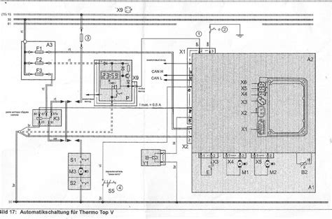 webasto thermo top c wiring diagrams wiring diagrams